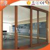 Qualitäts-Aluminiumholz-ultra breite Falz-Türen