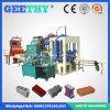 Machine automatique de fabrication de brique de Qt4-20c