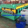 Máquina de acero de la formación de hoja plana de Bohai