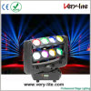 8 ogen 10W RGBW LED Spider Moving Head DJ Light