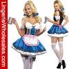 Oktoberfest 여자의 독일 행복한 새로운 맥주 섹시한 복장