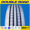 Weltbester Reifen brennt GCC nachgewiesene doppelte Straße preiswerten Preis-LKW-Gummireifen 315/80r22.5 1200r24 ein