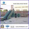 Semi-Auto Horizontal Hydraulic Scrap Baler для Waste Paper Cardboard