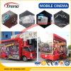 고품질 이동할 수 있는 5D Cinema/7D 이동할 수 있는 영화관 또는 오싹 9d 시뮬레이터