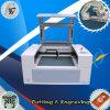 Kleiner Laser Cutting Machines Desktop für Art und Craft