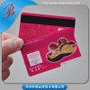 SGS genehmigte transparente VIP Nachladen-Plastikkarte PVC-