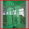 인공적인 나무 LED 버드나무 꽃송이 나무 빛