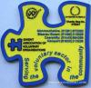Coaster feito sob encomenda por atacado Placemat da promoção