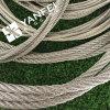 corda de fio do aço inoxidável de 7X37 AISI316/304