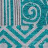 Polyester Garen Geverfte Chenille van de Stof van de Bank van het huis de Textiel