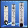 Mètre acrylique de flux d'air de mètre de débit d'azote de compteur de débit