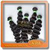 4AブラジルのVirgin Hair Products Deep Wave
