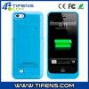 External mince Rechargeable Backup Battery Charger Point de droit Cover pour l'iPhone
