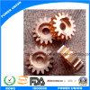 Engrenagem de dente reto industrial de bronze da transmissão das impressoras