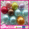 円形のABS装飾のためのプラスチック真珠のビード