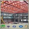 Edificio pesado prefabricado de la azotea del marco del cedazo de la estructura de acero
