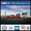Carro de descarga del carro del camión del carro del tractor de los carros pesados de China Hyundai