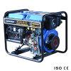 3kw de open Diesel van het Frame Lucht Gekoelde Reeks van de Generator voor het Gebruik van het Huis