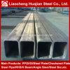 Pipe rectangulaire d'acier inoxydable de qualité pour la décoration