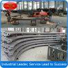 Kundenspezifische StahlU29 senkfußeinlage mit Schellen