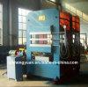 ゴム製移動ベルト加硫機械
