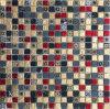 Mattonelle di mosaico di vetro Yjx1507