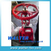 OS&Y Gate Valve con Supervisory Tamper Switch