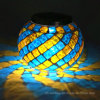 Kleur die het Binnen Decoratieve ZonneLicht van het Mozaïek veranderen