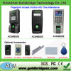 Tela nova RFID da cor dos produtos TFT-LCD de Zk da chegada & controle de acesso da impressão digital
