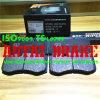 Carbón Top Quality Ceramic D1223 para Benz Brake Pad