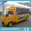 Heißes Verkaufs-bestes Qualitätserscheinen-Raum-Nahrungsmittelauto-stehendes Nahrungsmittelauto-Nahrungsmittelauto mit Küche-Gerät