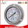 Indicateur de pression résistant aux vibrations antivibration avec de l'huile de silicone