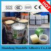 テープのための中国の高品質55%の固形分のアクリルの水の基づいた接着剤