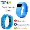 Braccialetto astuto di Bluetooth con il video di frequenza cardiaca (ID100)