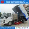 Camion mécanique bon marché de balayeuse de route d'Isuzu à vendre