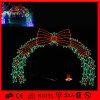 Feiertags-Dekoration-Gehweg-Leuchte-Motivbowknot-Straßenlaterne