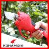 Оливковые дерева Secateurs батареи лития перепуска инструментов 24voltage Koham уравновешивая электричество Pruners ножниц Loppers электрическое привели Handheld подрежа ножницы в действие