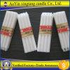 velas blancas de la cera de parafina 22g/23G/28g/35g a Yemen/a la vela llana