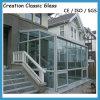 Gafa de seguridad del vidrio laminado/para el vidrio del edificio (6.38-42.30m m)