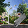 Lámpara de calle solar solar al aire libre con pilas de la luz de calle 30W del surtidor de China de los nuevos productos