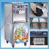 Máquina colorida do iogurte congelado para a venda