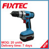 Fixtec 10mm 12V 0-550rpm Low Viable Speed Cordless Drill Set