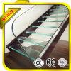 단단하게 한 8mm Laminated Glass Stair From 중국