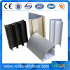 Felsiges Aluminiumwindows-Eckverbindungs-Profil