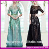 China 2015 Suppliers Wholesale Europa Fashion Elegant Ladies Sexy Noble Evening Dresses Spring e baile de finalistas Dress de Summer Maxi Long Lace