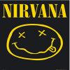 Pollice Smiley del manifesto 20*30 di nirvana dell'occhio di GB