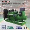 Generador de energía Gas Natural 200kVA / 160kw con Certificados ISO usados como fuente de alimentación en espera