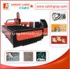Scherblock der Groß-Format Präzisions-Faser-Laser-Stich-Ausschnitt-Maschinen-/Laser