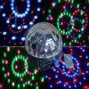 Magic Ball Luz LED Bluetooth / MP3 Magic Ball Luz LED / Radio Magic Ball Luz LED