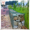 PVC Coated Gabion Box per Retaining Walls